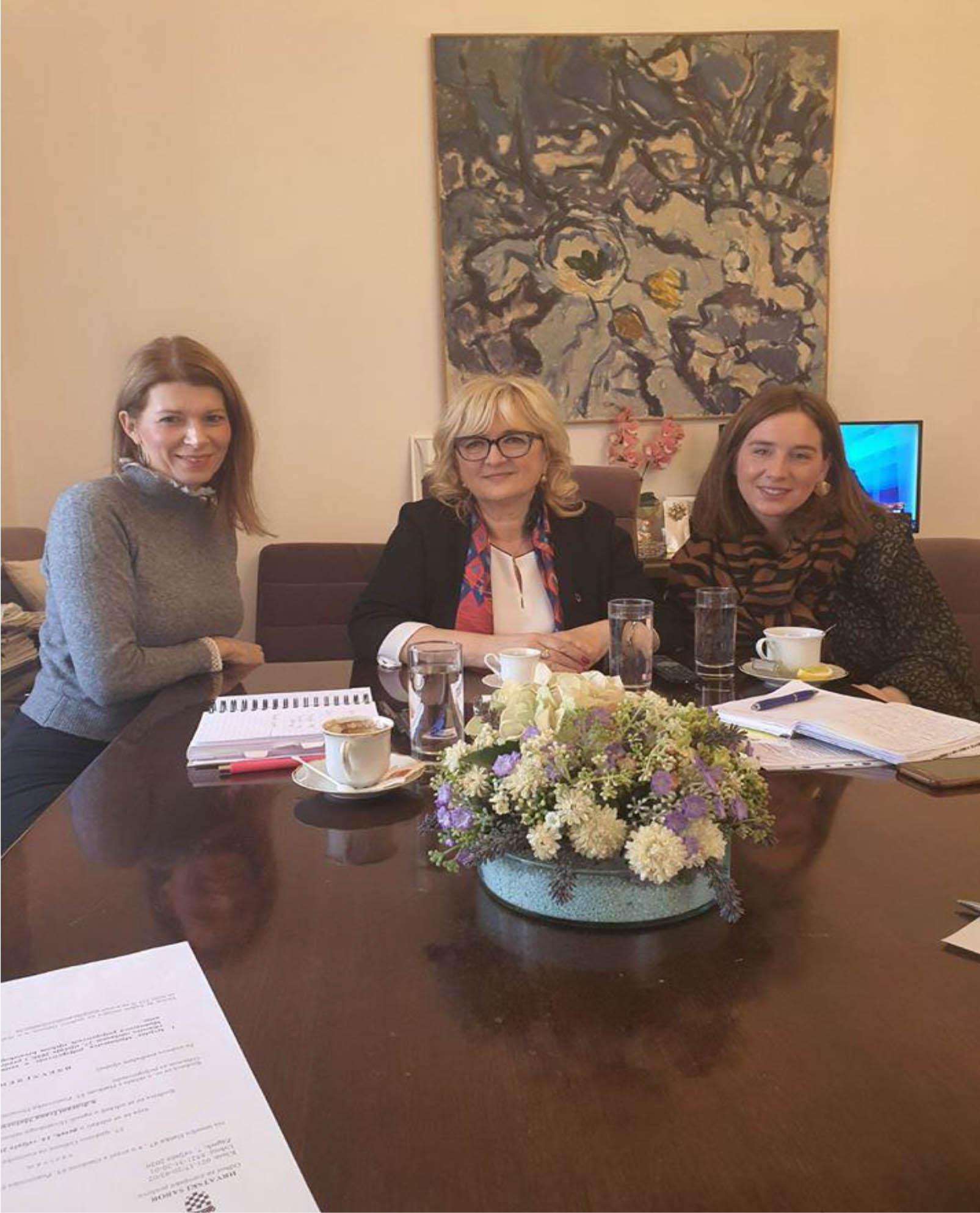 Sastanak - Odbor za zdravstvo i socijalnu politiku u Hrvatskom saboru